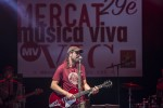 29o Mercat de Música Viva de Vic  Natxo Tarrés & The Wireless 16/09/17